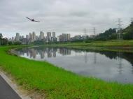 Aplicação de Larvicidas no Rio Pinheiros São paulo_1