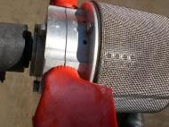 Atomizador Micronair AU5000 - detalhe