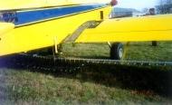 Air-Tractor com  bicos CP rebaixados na barriga