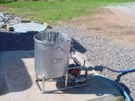 Tanque de Pré-mistura