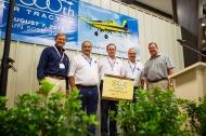 Entrega Aeronave Air Tractor 3000 à Agropecuária Maggi_1