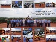 Treinamento em tecnologia de Aplicação Aérea para técnicos da DuPont_1