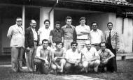 VII Curso de Coordenadores de Aviação Agrícola - Faz.Ipanema 1975_1