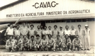 XIV CAVAG. Fazenda panema 1980_1